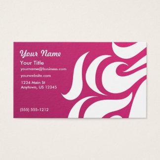 Hairstylist Salon Business Card