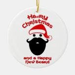 Hairy Christmas, Happy New Beard