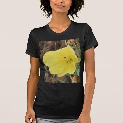Hairy Evening Primrose Blossom Tshirt