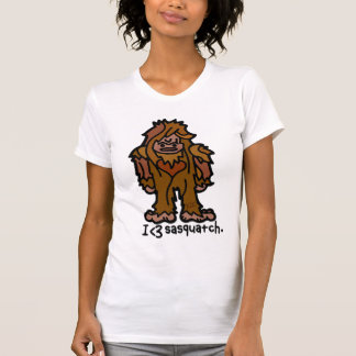 hairy heart. T-Shirt
