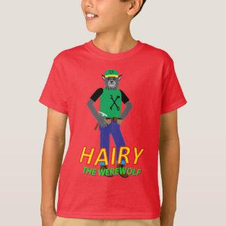 Hairy the Werewolf T-shirt