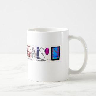 HAISLN Mug - Small Logo Basic White Mug