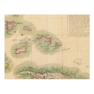 Haiti and Dominican Republic Sep 68 Postcard