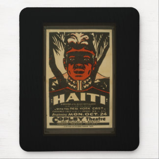 Haiti at the Copley Theatre, Mouse Pad