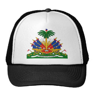 Haiti Coat of arms HT Mesh Hat