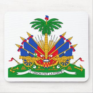 Haiti Coat of Arms Mouse Pad