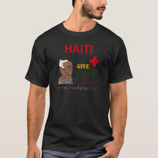 Haiti Earthquake Relief 2010 Boy T-Shirt