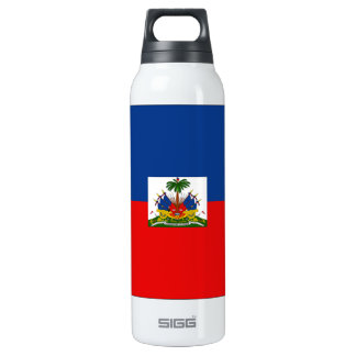 Haiti Flag 0.5L Insulated SIGG Thermos Water Bottle