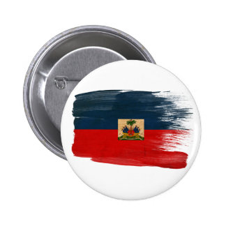 Haiti Flag 6 Cm Round Badge