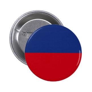 Haiti Flag 6 Cm Round Badge
