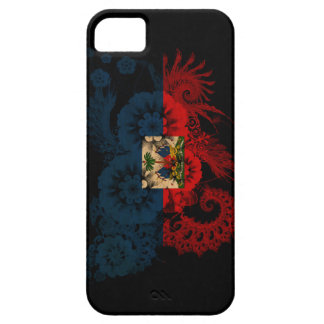 Haiti Flag Barely There iPhone 5 Case