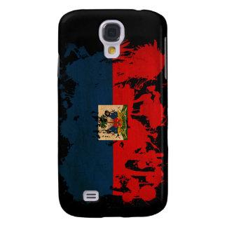 Haiti Flag Samsung Galaxy S4 Case