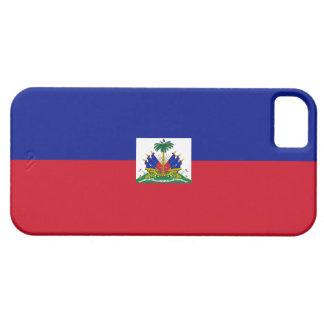 Haiti Flag iPhone 5 Cover