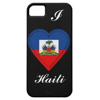Haiti flag iPhone 5 case