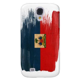 Haiti Flag Galaxy S4 Covers