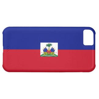 Haiti Flag iPhone 5C Case