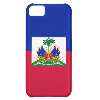 Haiti Flag Cover For iPhone 5C