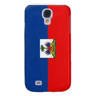 Haiti Flag Galaxy S4 Cover