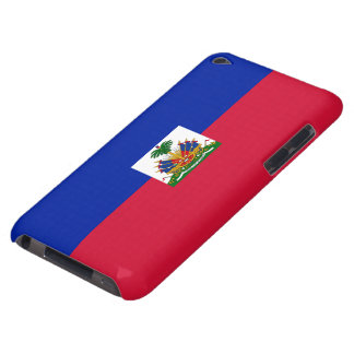 Haiti Flag Barely There iPod Covers
