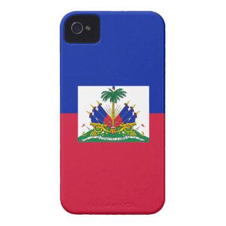 Haiti Flag iPhone 4 Case
