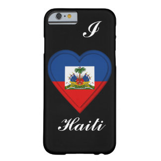 Haiti flag barely there iPhone 6 case