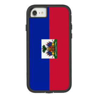 Haiti Flag Case-Mate Tough Extreme iPhone 8/7 Case