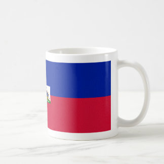 Haiti Flag Coffee Mug