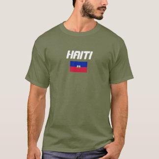 Haiti Flag Custom Shirt