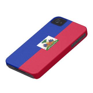 Haiti Flag iPhone 4 Cases
