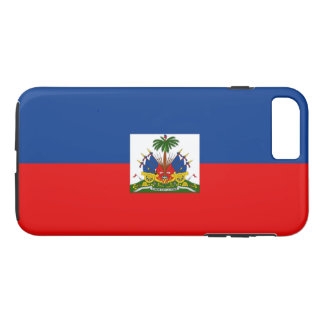 Haiti flag iPhone 7 plus case