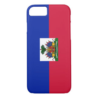 Haiti Flag iPhone 8/7 Case