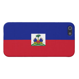 Haiti Flag iPhone 5/5S Covers