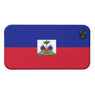 Haiti Flag iPhone 4/4S Cover