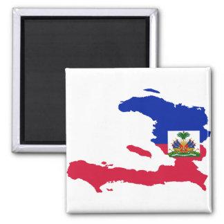 Haiti Flag Map HT Refrigerator Magnets