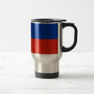 Haiti Flag Coffee Mugs