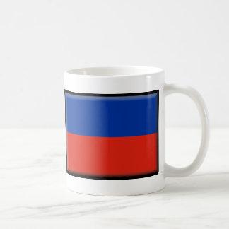 Haiti Flag Coffee Mug