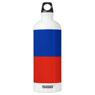 Haiti Flag SIGG Traveller 1.0L Water Bottle