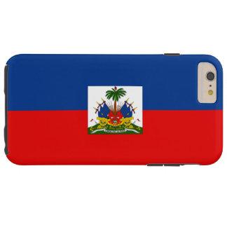 Haiti flag tough iPhone 6 plus case