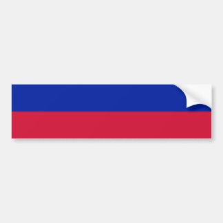 Haiti/Haitian (Civil) Flag Bumper Sticker