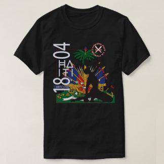 Haiti Independence Graphic T-shirt
