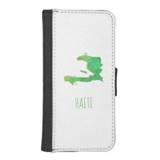 Haiti iPhone SE/5/5s Wallet Case