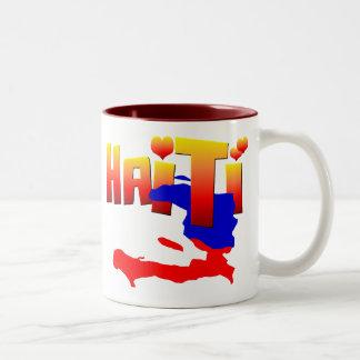 HAITI LOVE Mug