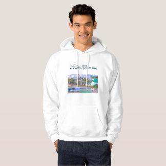 Haiti miss me hoodie