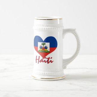 Haiti Beer Steins