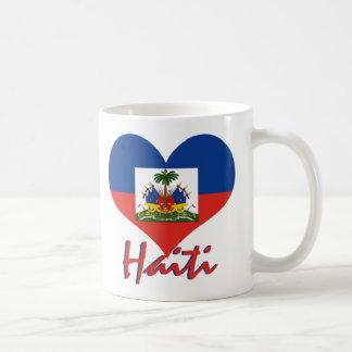 Haiti Basic White Mug