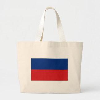 Haiti National Flag Tote Bags
