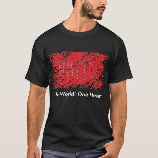 Haiti, One World! One Heart! T-Shirt