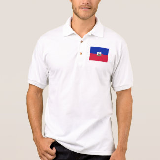 haiti polo shirt