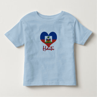Haiti Toddler T-Shirt