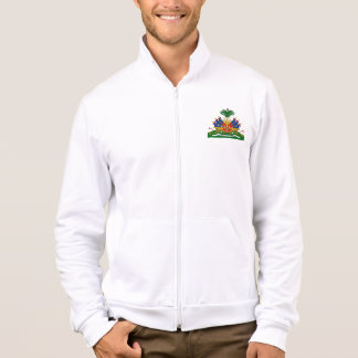 Haitian - coat of arms Jacket